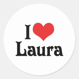 Eu amo Laura