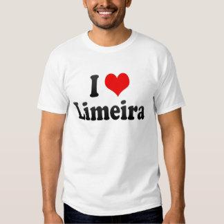 Eu amo Limeira, Brasil. Eu Amo O Limeira, Brasil T-shirts