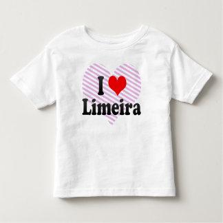Eu amo Limeira, Brasil. Eu Amo O Limeira, Brasil Tshirt