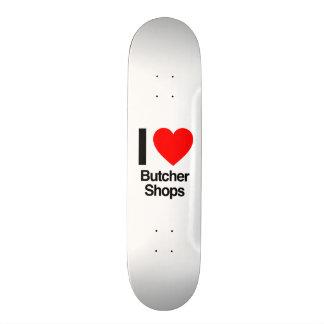 eu amo lojas de carniceiro skate
