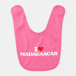EU AMO MADAGASCAR BABADOR DE BEBE