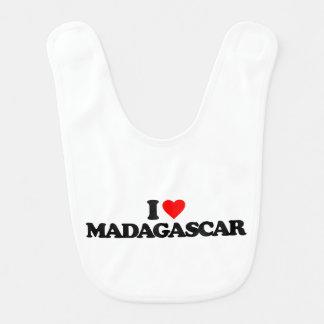 EU AMO MADAGASCAR BABADOR INFANTIL