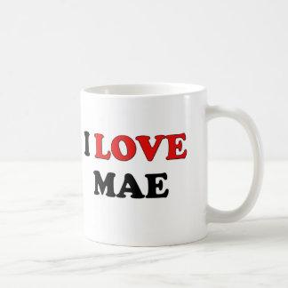Eu amo Mae Caneca