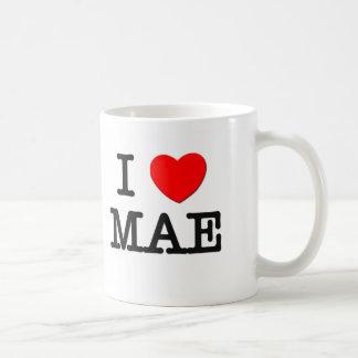 Eu amo Mae Canecas
