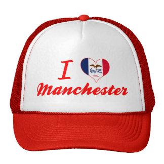 Eu amo Manchester Iowa Bone