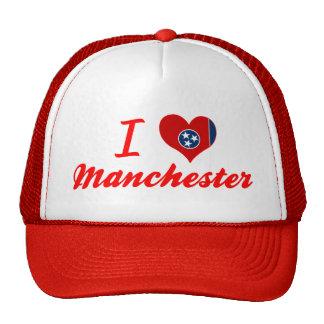 Eu amo Manchester, Tennessee Boné
