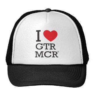 Eu amo MCR GTR Bonés