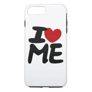 Eu amo-me capa iPhone 7 plus