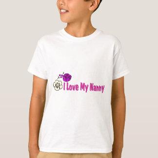 Eu amo meu baby-sitter camiseta