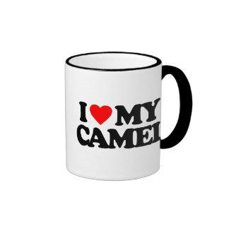 EU AMO MEU CAMELO CANECAS