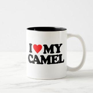 EU AMO MEU CAMELO CANECA