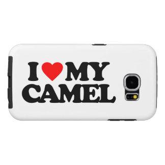 EU AMO MEU CAMELO CAPAS SAMSUNG GALAXY S6