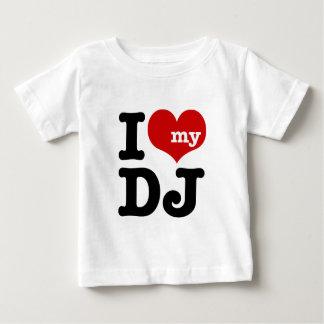 Eu amo meu DJ Tshirts