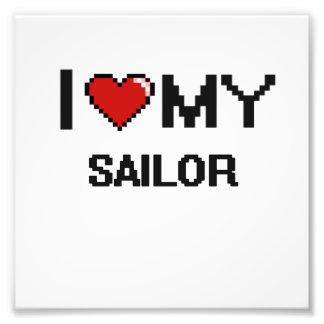 Eu amo meu marinheiro fotos