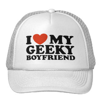 Eu amo meu namorado Geeky Bones