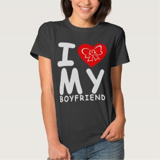 EU AMO MEU NAMORADO; .png Tshirt