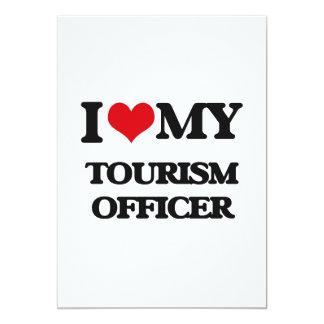 Eu amo meu oficial do turismo