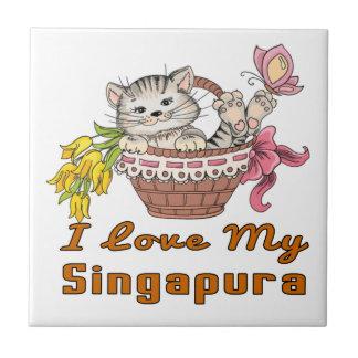Eu amo meu Singapura