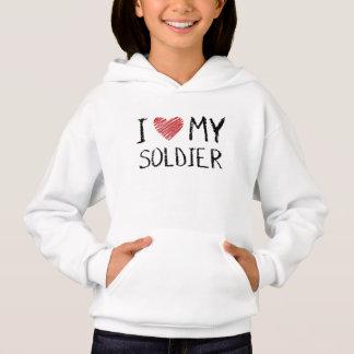 Eu amo meu soldado