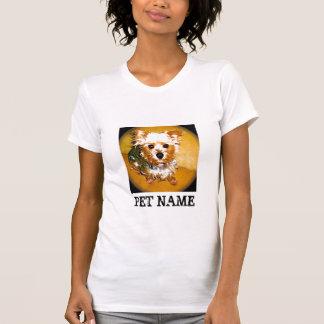 Eu amo meu t-shirt do animal de estimação do gato