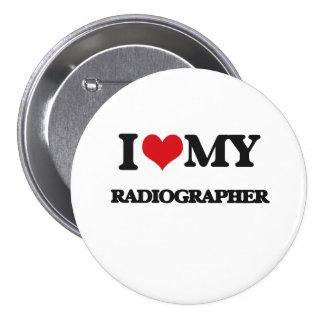 Eu amo meu técnico de radiologia boton