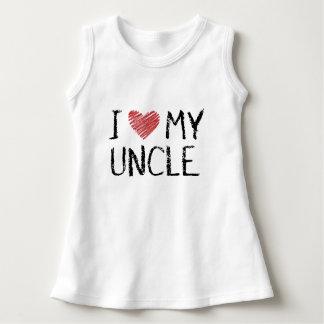 Eu amo meu tio vestido