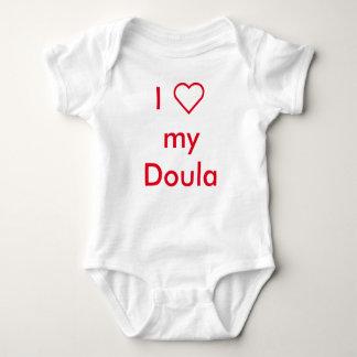 Eu amo minha camisa de Doula