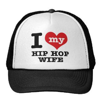 Eu amo minha esposa de Hip Hop Bones