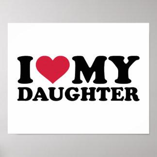 Eu amo minha filha poster