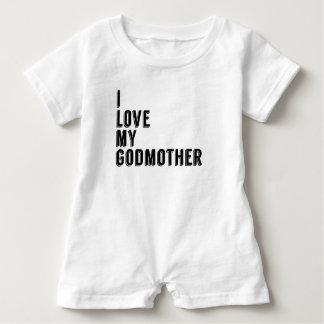 Eu amo minha madrinha t-shirts