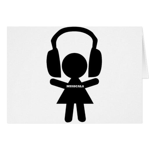 Eu amo Musicals, Musicals Cartoes