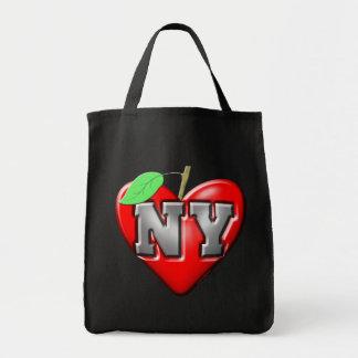 Eu amo NY Sacola Tote De Mercado