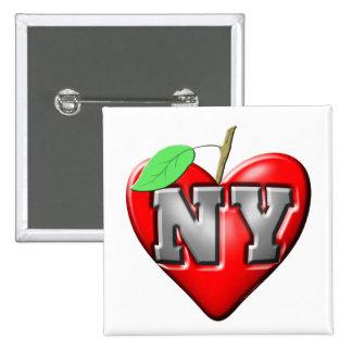 Eu amo NY Boton