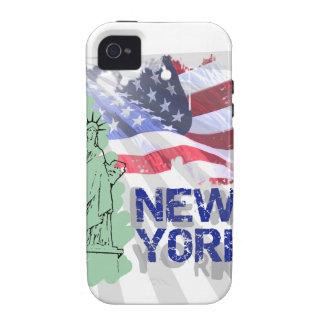 EU AMO NY CAPA PARA iPhone 4/4S