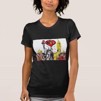 Eu amo NY Camiseta