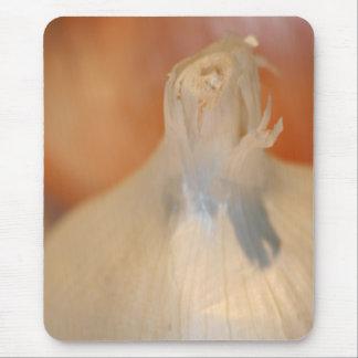 Eu amo o alho! mousepad