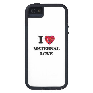 Eu amo o amor materno capa para iPhone 5