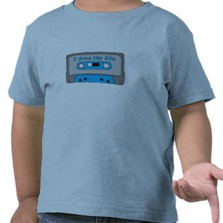 Eu amo o anos 80 (a gaveta) camisetas
