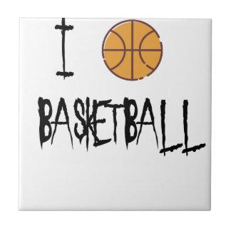 Eu amo o basquetebol