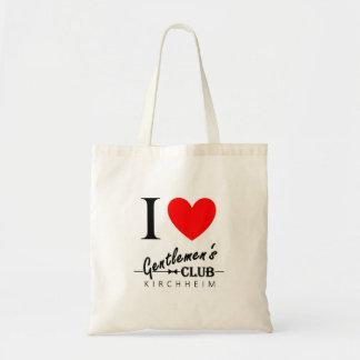 """Eu amo o bolsa """"Kirchheim """" do clube dos"""