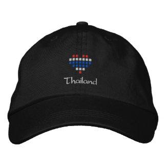 Eu amo o boné de Tailândia - chapéu tailandês da