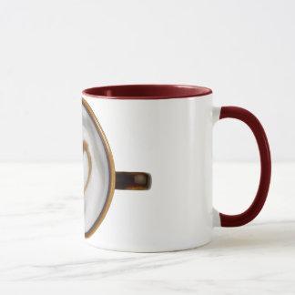Eu amo o café 03 caneca