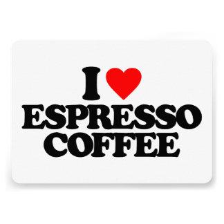 EU AMO O CAFÉ DO CAFÉ CONVITE PERSONALIZADOS