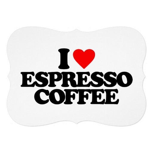 EU AMO O CAFÉ DO CAFÉ CONVITES PERSONALIZADOS
