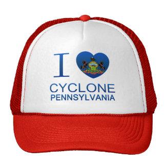 Eu amo o ciclone, PA Bone