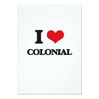 Eu amo o Colonial