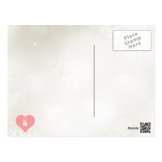 Eu amo o design das vacinas cartão postal