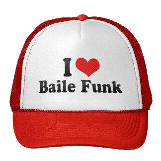 Eu amo o funk de Baile Boné