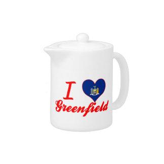 Eu amo o Greenfield, New York