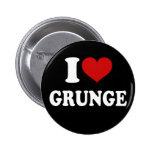 Eu amo o Grunge Pins